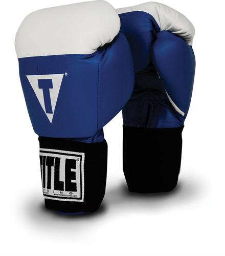Title Title Amateur Hook & Loop Competition Gloves